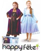 Coffret Robes de Anna et Elsa, Reine des neiges 2