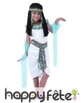 Costume reine d'Egypte pour enfant, image 3