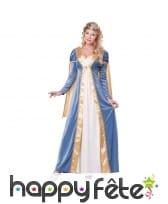 Costume reine de conte de fée pour femme