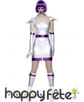 Costume reine de l'espace