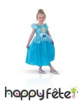 Costume robe de cendrillon pour enfant