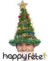 Chapeau sapin de Noël, image 1