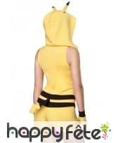 Combinaison shorty de Pikachu moulante, image 1