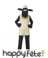 Costume Shaun le mouton pour enfant