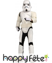 Costume Stromtrooper Licence Starwars