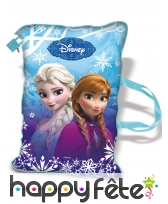 Coussin secret rectangle Elsa la reine des Neiges