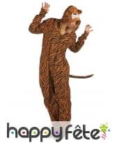 Combinaison tigre à capuche pour femme, image 1