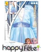 Coffret tresse et robe de Elsa, Reine des neiges 2, image 4