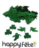 Confettis trèfles et fantômes, Saint Patrick