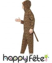 Combinaison tigre pour enfant, image 2