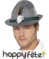 Chapeau Tyrolien traditionnel