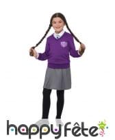 Costume uniforme de St Clare's pour fille