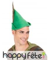 Chapeau vert de Robin pour adulte, image 2