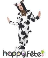 Combinaison vache pour enfant
