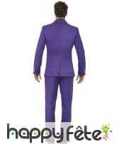 Costume violet uni, image 1