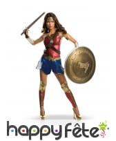 Costume Wonder Woman grand héritage pour adulte