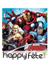 Déco Avengers Mighty pour table d'anniversaire, image 4