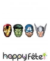 Déco Avengers Mighty pour table d'anniversaire, image 7