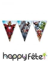 Déco Avengers Mighty pour table d'anniversaire, image 9