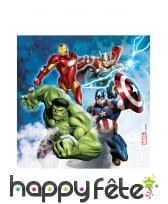 Déco Avengers Mighty pour table d'anniversaire, image 12