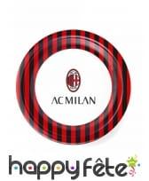 Décoration AC Milan de table, image 3