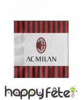 Décoration AC Milan de table, image 4