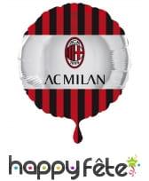 Décoration AC Milan de table, image 7