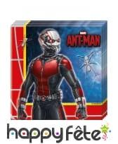 Décoration Ant-Man pour table d'anniversaire, image 3