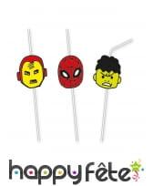 Décoration Avengers pop comic pour table, image 6