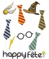 Décoration anniversaire thème Harry Potter, image 2