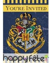 Décoration anniversaire thème Harry Potter, image 7