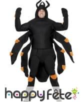 Déguisement araignée veuve noire