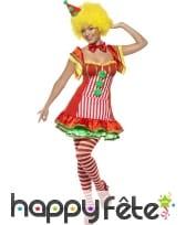 Déguisement Boo boo le clown