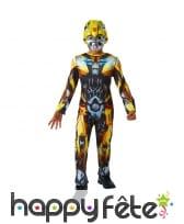 Déguisement Bumble Bee pour enfant, Transformers