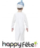 Déguisement bonhomme de neige pour enfant, image 3