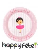 Décoration Ballerines pour table d'anniversaire, image 1