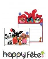 Décoration Bing pour table d'anniversaire, image 6
