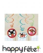 Décoration Bing pour table d'anniversaire, image 4