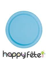 Décorations bleues pastelles d'anniversaire, image 2