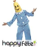 Déguisement bananes pyjama, image 2