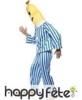 Déguisement bananes pyjama, image 1