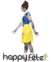 Déguisement blanche zombie adolescente, image 2