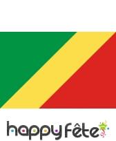 Drapeau Congo (40x50)