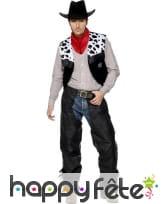 Déguisement cowboy cavalier