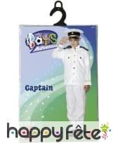 Déguisement capitaine enfant, image 1