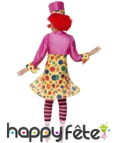 Déguisement clown femme, image 2