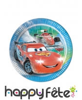 Décos Cars Ice Racers pour anniversaire, image 1