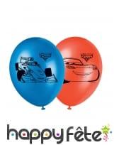 Décos Cars Ice Racers pour anniversaire, image 2