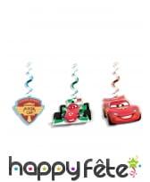 Décos Cars Ice Racers pour anniversaire, image 6