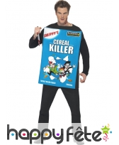 Déguisement cereal killer